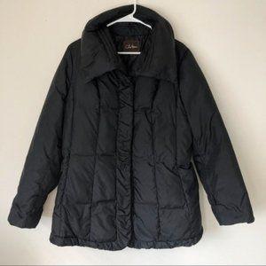 Cole Haan Black Down Puffer Jacket